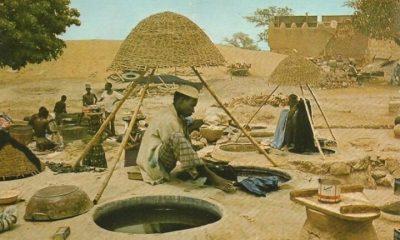 Asalin Hausawa a Afrika